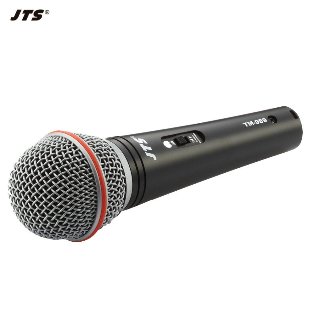 MICROFONE VOCAL TM 989