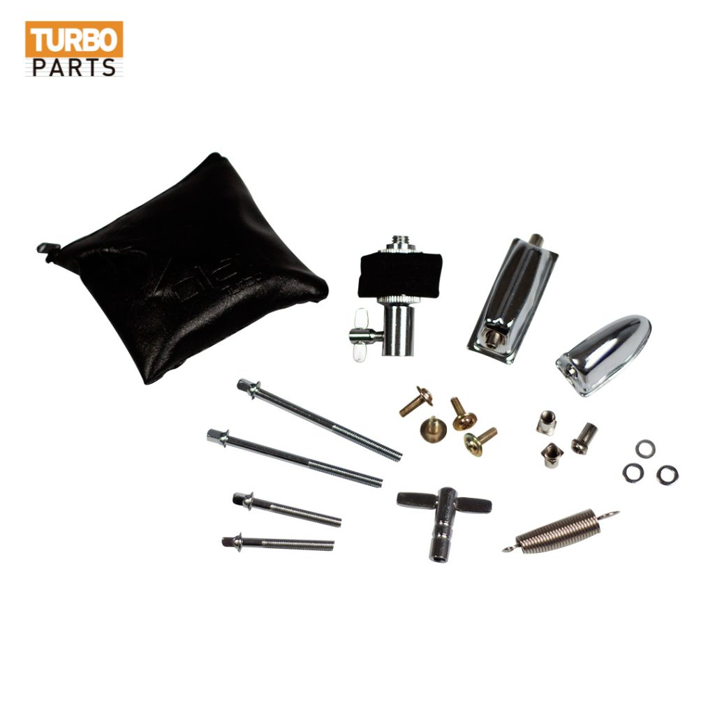 KIT PRIMEIROS SOCORROS PARA BATERISTAS TURBO PLAY