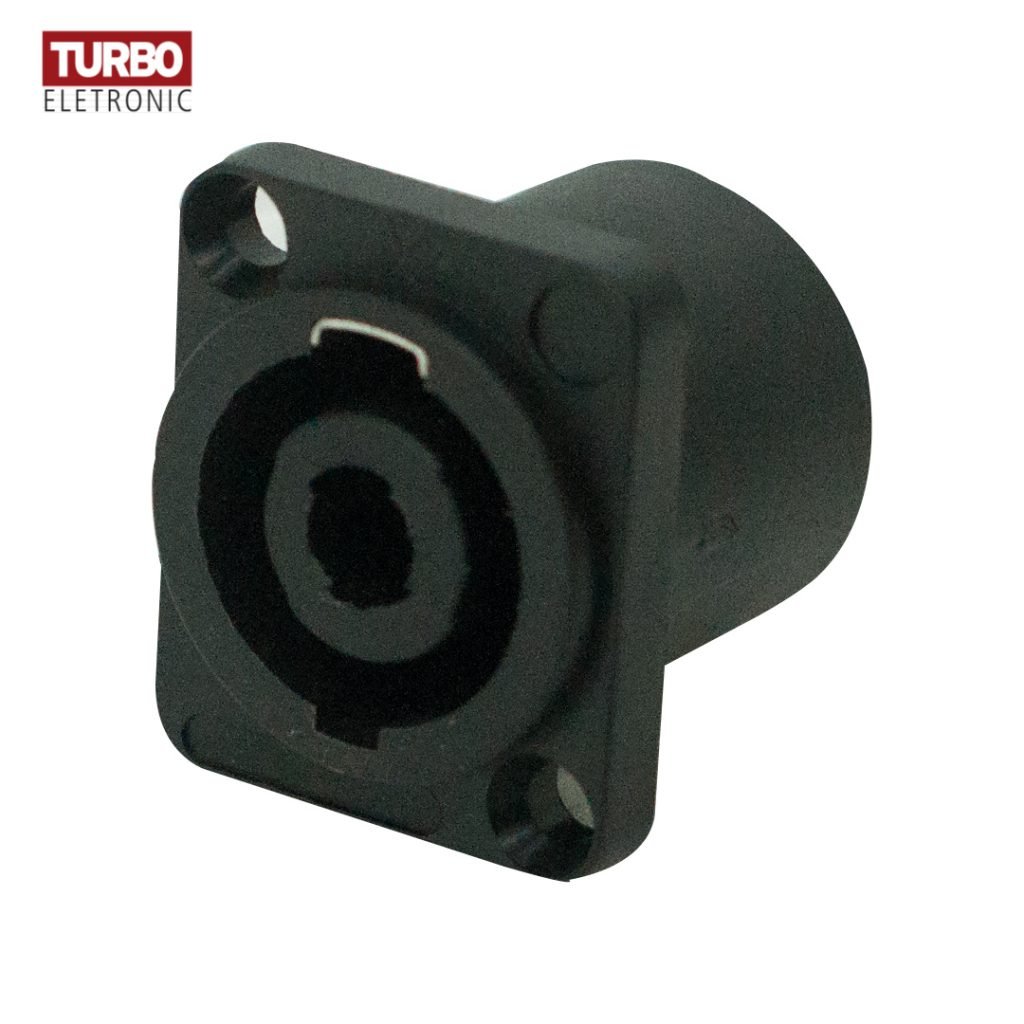 CONECTOR PLUG SPEAKON MACHO - 4P
